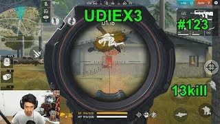 UDiEX3 - Free Fire Highlights#123