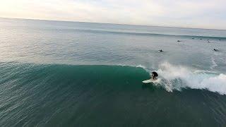 Surfing California - DJI Phantom 3 Drone Footage