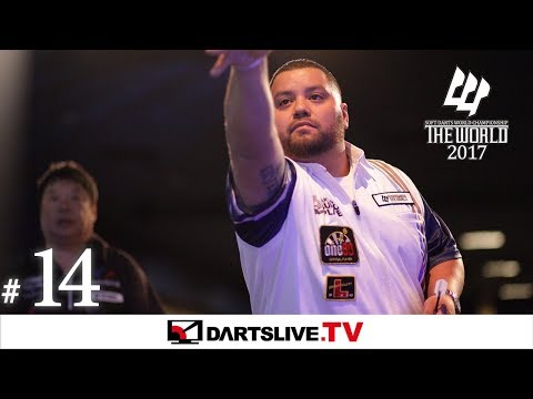 #14【Alex Reyes VS Paul Lim】THE WORLD 2017 -FEATURED MATCH 8-