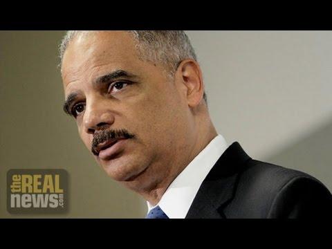 Eric Holder Failed Defending Americans' Civil Liberties