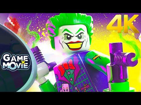 LEGO DC SUPER VILAINS - Film Complet (Game Movie) FR 4K PS5