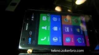 Cara Mengunci Jaringan 3G Only Mode Nokia XL