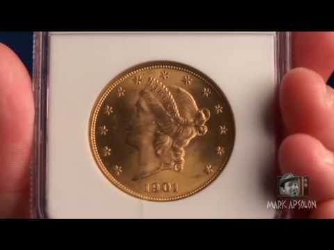 Spare Change Ep03 :  The Liberty Head Double Eagle Gold Coin