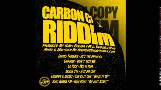 Carbon Copy Riddim 2015 - Diijay Dave Mix