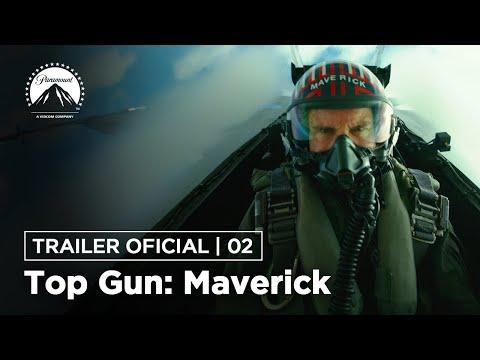 Top Gun: Maverick | Trailer Oficial #2 | LEG | Paramount Pictures Brasil