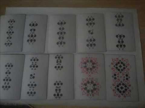 It was made by hiding maps of top-secret escape routes between the two paper layers that make up all modern playing cards. When soaked in water, these.