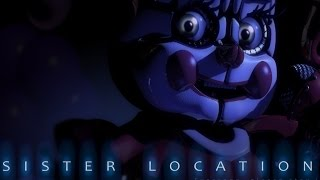 fnaf sister location   five night s at freddy s 5 new leaks voice acting