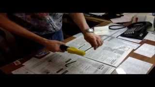 Держак для электродуговой сварки(Держатель электродов (держак заводского исполнения) для крепления электродов электродуговой сварки. Допо..., 2014-08-07T16:07:41.000Z)