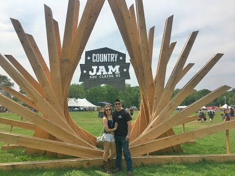Country Jam 2017 | Weekly Vlog | Cindy&Family