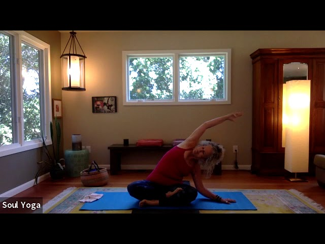 75 Minute Soul Flow with Elizabeth 7/4/20