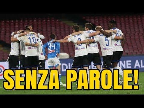 Download NAPOLI-ATALANTA 1-2 - A Napoli... Un favore MAI eh?!