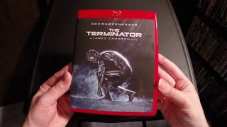 The Terminator Blu-Ray Unboxing