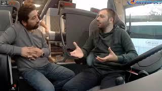 Artvin Ses Seyahat'in Değerli Şoförü Caner Bey İle Röportaj