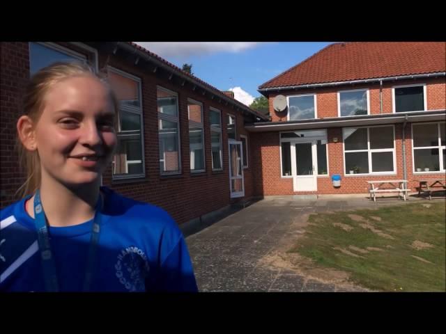Rundvisning på Tirstrup idrætsefterskole