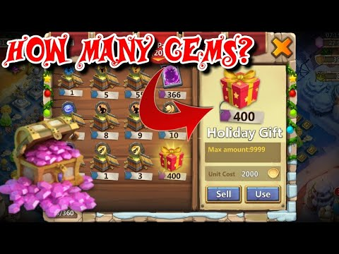 What To Expect When Opening 400 Holiday Gifts from Balloon Event Castle Clash