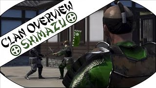 Welcome to my Clan Overview of the Shimazu on Total War: Shogun 2! ...