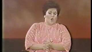 Marilyn Horne Bless This House Carson 1979 or 1980