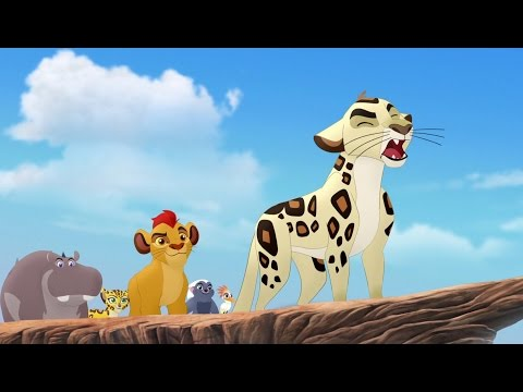 Lion Guard: Find Your Roar Song   The Trouble With Galagos HD Clip