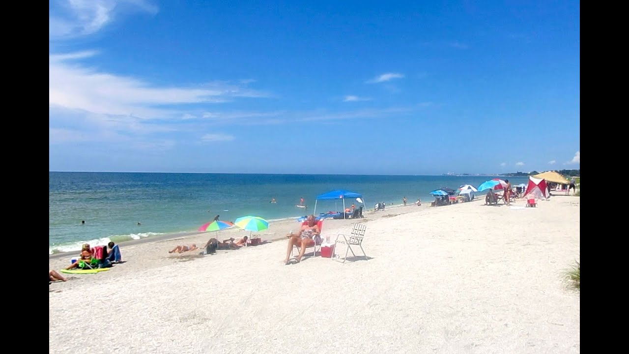 Best Beaches In Sarasota Turtle Beach Fl