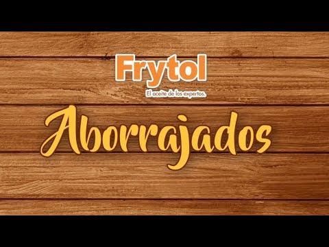 Receta Aborrajados con aceite Frytol