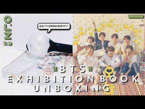 BTS 방탄소년단 2018 EXHIBITION PHOTO BOOK『오,늘』UNBOXING!! ☆