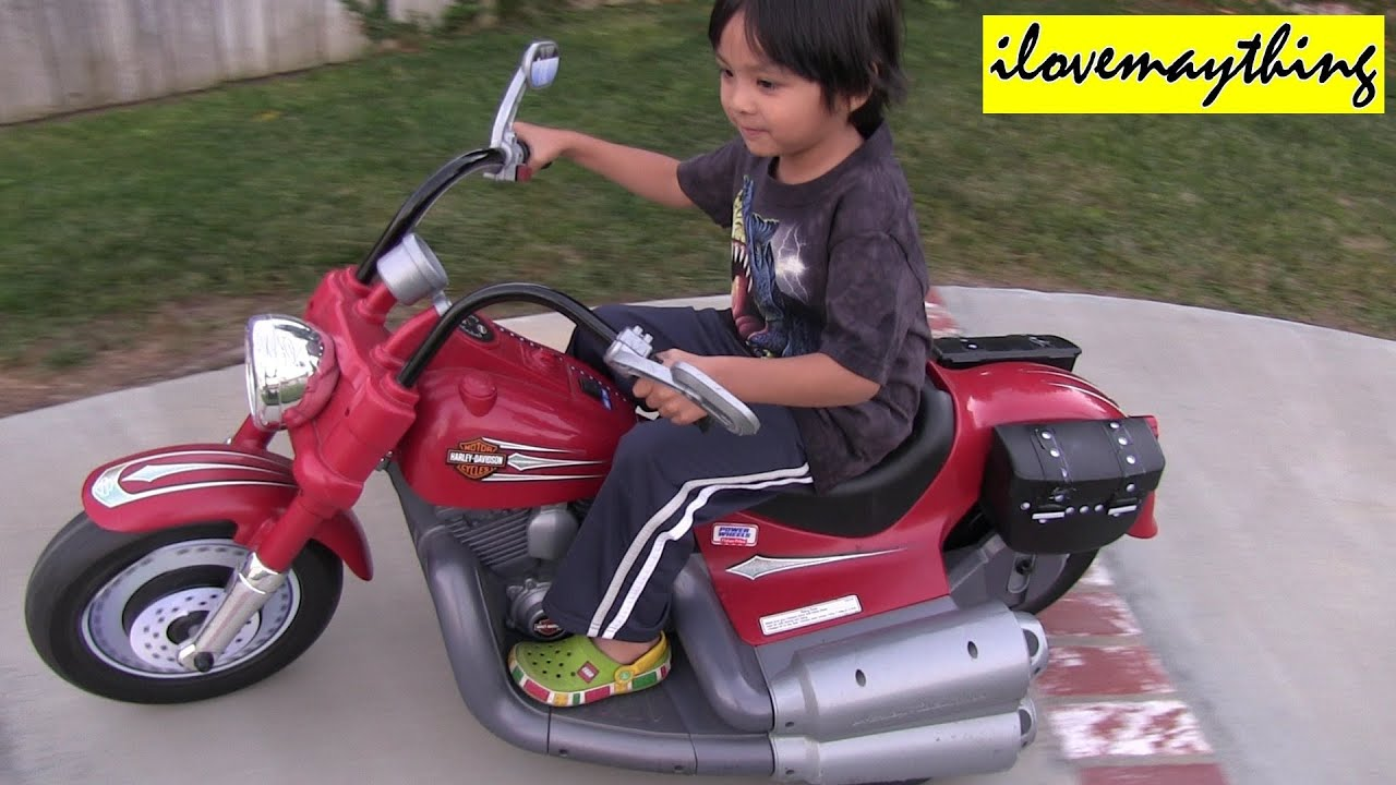 Harley Davidson Ride On Toy Home Design Ideas Pink Motorcycle Power Wheels Kids
