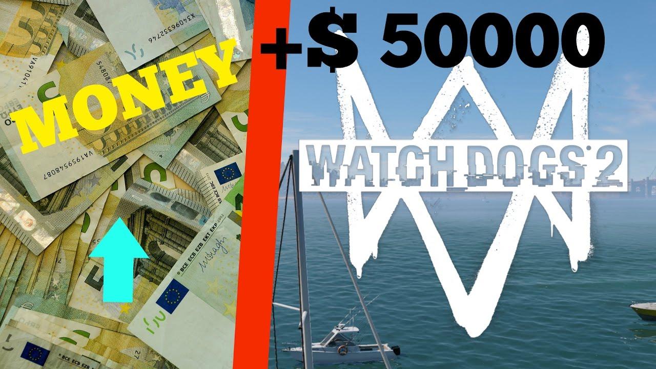 comment gagner de l argent dans watch dogs 2