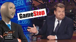 James Totally Understands the GameStop Story