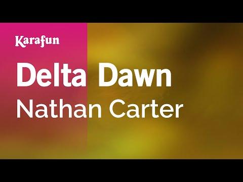 Karaoke Delta Dawn - Nathan Carter *