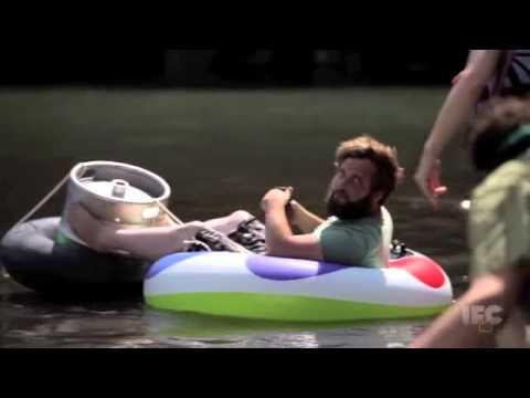 251 & Portlandia - Kath u0026 Dave Tent Video - YouTube