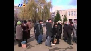 Антрацитовское телевидение. Выборы в ЛНР