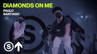 \Diamonds On Me\ - DaniLeigh ft. Gunna  Yella Beezy  Paulo Santiago Choreography  STUDIO NORTH