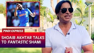 Shoaib Akhtar Reveals Conversation with Shami | King of Reverse Swing | Pakistani Pacers Never Ask