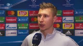AS Monaco FC - RB Leipzig | Interviews