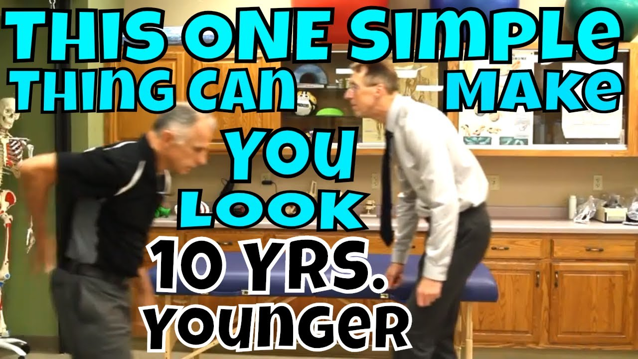 This One Simple Thing Can Make You Look 10 Yrs Younger Youtube