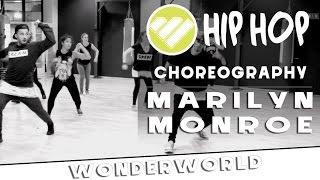 wonderworld | Brianna Perry - Marilyn Monroe