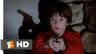 Cloak & Dagger (7/10) Movie CLIP - Real Bullets (1984) HD