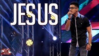 ¡Jesus y su gran voz!   Categoría Chicos   Factor X Bolivia 2018