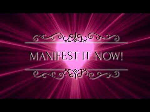 YOUR HEART'S DESIRES 528 hz. Solfeggio Manifest Your Dreams
