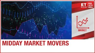 Midday Market Movers: Nifty surpasses 13200 intraday, Sensex nears 45000 mark & More