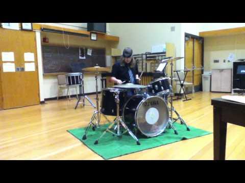 Trevor Davis Drum Set Solo