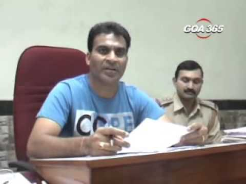 Margao police arrest three involved in heist at Artis Manufacturing Solutions