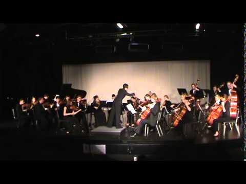NKYO Sinfonia Sinfonia performing Concerto Grosso | March 2015