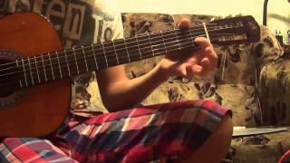 цыганочка  2 часть видеоурок на гитаре