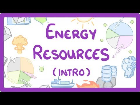 GCSE Physics - Introduction to Energy Sources  #9