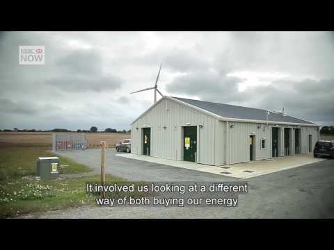 GSFA 2016 | HSBC Bank plc | Decarbonising HSBC's Electricity Supply