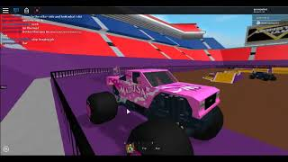 being sexy ROBLOX monster jam part #15
