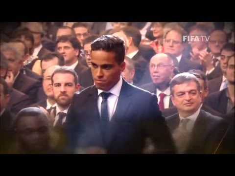 WENDELL LIRA REACTION: FIFA Puskas Award winner [FULL]