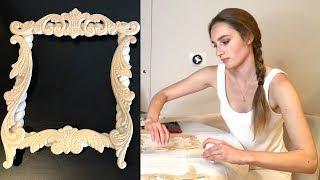 Making Russian Windows / Резные Наличники На Окна