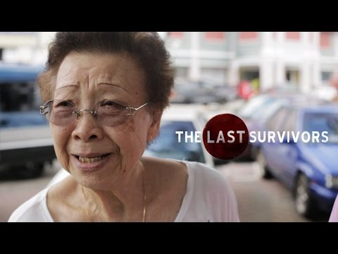 "Ethelin Teo dressed as a boy for years to avoid becoming a ""comfort woman"" 